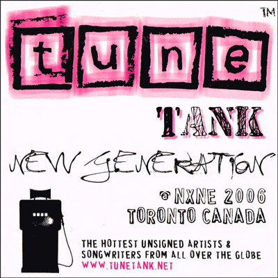 TuneTank: New Generation @ NXNE 2006 cover artwork
