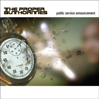 Public Service Announcement cover artwork