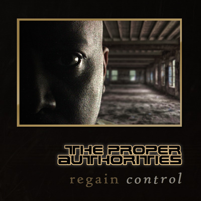 Regain Control cover artwork